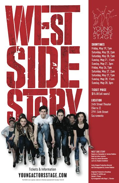 West Side Story @ 24th Street Theatre | Sacramento | California | United States